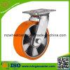 頑丈な旋回装置の足車の車輪