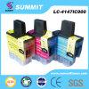 Cumbre Color Ink Cartridge Compatible para Bro LC-4147LC900