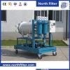 Macchina del filtro dell'olio di disidratazione di coalescenza del circuito idraulico