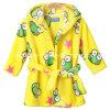 Bathrobe фланели одежды новых детей младенческий с капюшоном