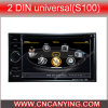 Auto DVD voor 2 DIN Universal (S100) met A8 Chipset Dual Core 1080P v-20 Disc WiFi 3G Internet (CY-C802)