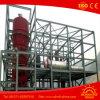 Estrazione mediante solvente solvibile dell'olio vegetale dell'estrattore