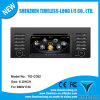 reproductor de DVD de 2DIN Auto Radio BMW Car con A8 Chipest, GPS, Bluetooth, SD, USB, iPod, MP3, 3G, WiFi Function