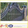 Frontière de sécurité décorative de fer travaillé pour le jardin