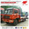 6*4 25 toneladas del envase resistente de la plataforma de carro inferior del cargador
