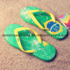新しいMould Flat 15mm PE/EVA Beach Flip Flop