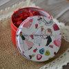 Het Huwelijk van de Doos van het Tin van de Gift van het Suikergoed van de Schepper van de Manier van Lolita