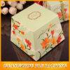 Rectángulo de papel del regalo del favor de la boda
