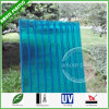 Strato solido personalizzato del tetto della cavità di plastica del policarbonato con il prezzo poco costoso