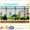 Inferriata personalizzata del balcone dell'inferriata del ferro saldato/ferro