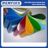 Hoja del PVC, encerado material del PVC de la tela para las tiendas