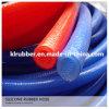 Manguera de goma de silicona de Calidad Alimentaria reforzado con fibra flexible