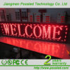 Messege Scrolling LED Display Sign para Semi Outdoor