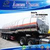 leite 3-Axle que transporta o reboque do tanque da liga para o trator