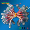 2pins DC5V 12mm Exposure Red Color СИД String Lights