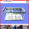 De Vervaardiging van het Aluminium van het Vakje van het Metaal van het blad door Te buigen van het Knipsel van de Laser