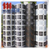 China fabricante Alta calidad de aluminio de papel de aluminio de papel de alcohol de alcohol