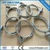Calentadores de bobina calientes de cable del corredor