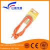 Fp-671 8m 125V Flat Wire Round Outdoor Extension Cord