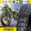 Diseño natural profunda 80 / 100-14 Neumáticos de la motocicleta