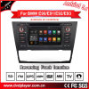 GPS de carro para BMW 3 E90 E91 E92 Android GPS Radio DVD Player