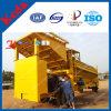 Gouden het Naar bodemschatten zoeken Zeeftrommel/de Gouden Installatie van de Was van de Zeeftrommel voor Verkoop