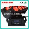 CREE chaud RGBW 4in1 DEL Beam Spider Disco Light (JT-256) de Sale Moving Head Light 8*10W