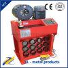 セリウムPLC制御油圧ホースのひだが付く機械