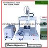 Versión Inglesa completa Robot de sujeción de tornillos CNC MD-Dl-T3311