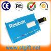 De transparante Aandrijving van de Flits van de Creditcard USB