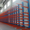 Сверхмощное Long Item/Pipes/Cars/Tubes/Cylinders/Bulk Timber Storage Cantilever Rack