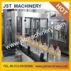 Автоматическая вода бутылки любимчика полоща заполняя покрывая завод/линию