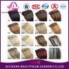 2015 популярные человеческие волосы Extensions Color Grade 8A, человеческие волосы Clip Silver Remy в Hair Extensions