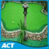 Alfombra artificial verde de la hierba para el mini campo G13 del golf