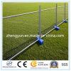 중국 도매 임시 용접된 철사 담 직류 전기를 통한 코팅