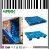 9 pieds de palettes en plastique empilables pour l'expédition