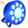 China 9*3W RGBW/RGBWA Disco PAR Light