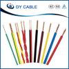 Fio elétrico usado isolado PVC da casa do condutor fio de cobre