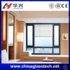 [إيس9001] يوافق داخليّة يعزل زجاجيّة ألومنيوم قطاع جانبيّ نافذة ثابتة