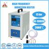 Machine à haute fréquence de chauffage par induction 15kw