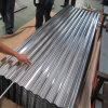 Рифленый лист настилая крышу стальная плита