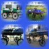 Machine d'agriculture pour la rizière et le pulvérisateur automoteur de boum de terres cultivables