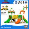 屋外の運動場装置、ゲームが屋外の運動場装置を使用した多機能の子供をカスタマイズしなさい