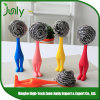 Spazzola di pulizia poco costosa del raschiatore del manico di spazzola di pulizia della cucina