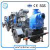 2 Zoll-horizontale Enden-Absaugung-zentrifugale Wasser-Dieselpumpe