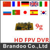 マイクロDVRの無人機DVRのモジュール、Fpv Quadcopter RCの無人機DVR