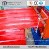 Hoja acanalada galvanizada cubierta color del fabricante PPGI/PPGL en bobina