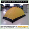 Tente campante de dôme promotionnel bon marché simple de 2 personnes