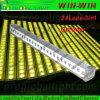 알루미늄 합금 18/24PCS 3in1는 LED 벽 세탁기를 체중을 줄인다