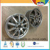 アルミニウム耐久性車の車輪ハブの特別なMteallicの粉のコーティング